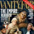 La couverture spéciale Star Wars de Vanity Fair par Annie Leibovitz.
