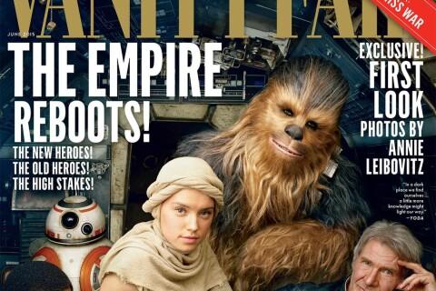 Star Wars - Le Réveil de la Force : Adam Driver, en méchant, se dévoile enfin...