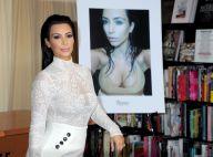 Kim Kardashian, auteur : La reine du selfie fête la sortie de son livre