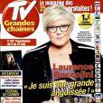 Magazine  TV Grandes Chaînes  en kiosques le 4 mai 2015.