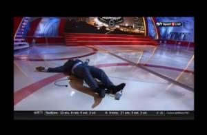 Shaquille O'Neal : La légende NBA chute lourdement en direct, fou rire garanti