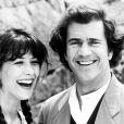 Sophie Marceau et Mel Gibson à Cannes le 13 mai 1994.