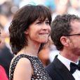 Sophie Marceau pour l'ouverture du 68e Festival du film de Cannes le 13 mai 2015