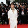 """Sophie Marceau - Montée des marches du film """"Mad Max : Fury Road"""" lors du 68e Festival International du Film de Cannes, à Cannes le 14 mai 2015."""