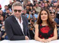 Cannes 2015 : Salma Hayek éblouissante et Vincent Cassel séducteur magnétique