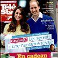 Magazine Télé Star en kiosques le 11 mai 2015.
