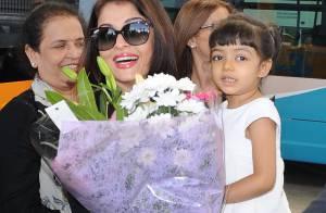 Aishwarya Rai à Cannes : Sa fille Aaradhya a bien grandi !