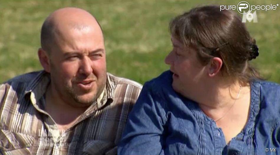 """Les amoureux Didier et Stéphanie, un couple très hot - """"L'amour est dans le pré - Que sont-ils devenus ?"""", diffusé lundi 2 juin sur M6."""