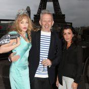 Jenifer, Arielle Dombasle et Jean Paul Gaultier fêtent les 20 ans de Têtu