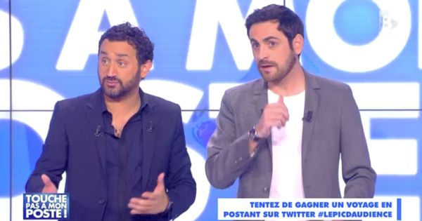cyril hanouna annonce en direct que bertrand chameroy a eu un coup de fatigue dans les coulisses. Black Bedroom Furniture Sets. Home Design Ideas