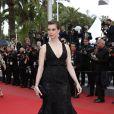 """Elettra Rossellini Wiedemann - Montée des marches du film """"Sicario"""" lors du 68e Festival International du Film de Cannes le 19 mai 2015"""