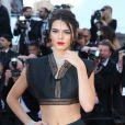 """Kendall Jenner - Montée des marches du film """"Youth"""" lors du 68e Festival de Cannes, le 20 mai 2015."""
