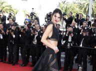 Cannes 2015 - Kendall Jenner : Sublime sur les marches, complice avec Cara