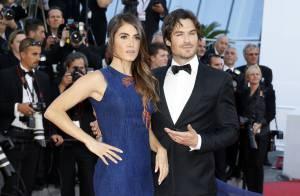 Ian Somerhalder et Nikki Reed : Les superbes jeunes mariés rayonnent à Cannes