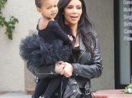 North West : Petite danseuse stylée avec sa maman Kim Kardashian