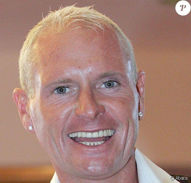 Paul Gascoigne le 16 septembre 2005
