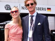 Pierre Casiraghi et sa fiancée Beatrice Borromeo : Amoureux passionnés de F1