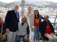 Charlene de Monaco et Albert II : Emotions et sourires pour le couple princier