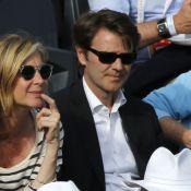 Roland-Garros: Michèle Laroque amoureuse au côté de Zoé Félix et Pauline Lefèvre