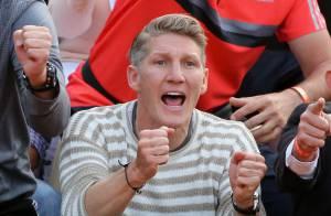 Roland-Garros : Ana Ivanovic gagne devant Bastian Schweinsteiger, chéri exalté