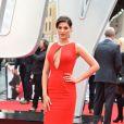 """Nargis Fakhri- Avant-première du film """"Spy"""" à Londres le 27 mai 2015."""
