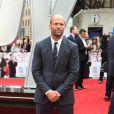 """Jason Statham- Avant-première du film """"Spy"""" à Londres le 27 mai 2015."""