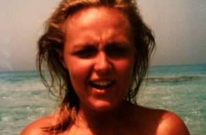 Valérie Damidot : Epaules dénudées en bord de mer, un joli cliché de 1988...
