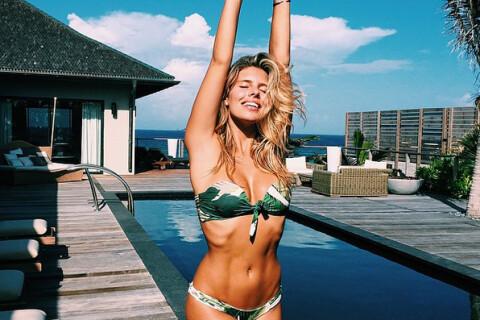 Natasha Oakley : Soleil, bikini, la bloggueuse star nous fait encore rêver