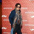 Johnny Depp à Berlin, le 17 janvier 2015.