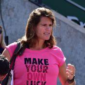 Roland-Garros : Amélie Mauresmo enceinte et ravie devant un Andy Murray gagnant
