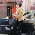 "Rumer Willis se rend aux studios de ""Dancing With The Stars"" à Hollywood. Rumer ressemble de plus en plus à sa mère Demi Moore! Le 27 mai 2015"
