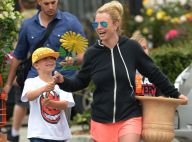 Britney Spears : Maman touchante aux côtés de ses deux adorables sales gosses !