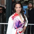 Dascha Polanco à New York, le 24 avril 2015.