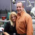 Michael Lohan et Kate Major, le 15 décembre 2010 à Los Angeles.