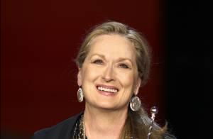 REPORTAGE PHOTOS : Meryl Streep : splendide à Saint-Sébastien, un grand hommage ! (réactualisé)