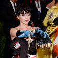 Katy Perry au Met Gala 2015 à New York, le 4 mai 2015.