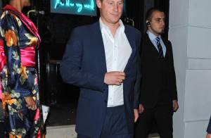 Prince Harry : Après Lady Gaga, rugby, cérémonies et boîte de nuit...