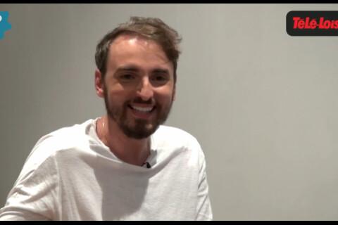 Christophe Willem : Cette immense star de l'humour qui l'a dragué...