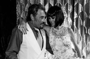 Johnny Hallyday a 72 ans : Une fête années folles dans les bras de Laeticia