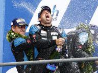 Patrick Dempsey en extase: Douche de champagne et joie explosive aux 24H du Mans