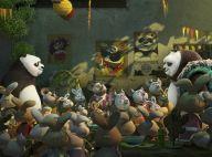 Kung Fu Panda 3 : Angelina Jolie et Jack Black dans la 1ere bande-annonce !