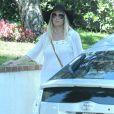 Exclusif - Jessica Simpson - La famille Simpson réunie pour une fête d'anniversaire à Hollywood, le 20 juin 2015.