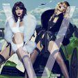 Bella et Gigi Hadid photographiées par Steven Klein pour le n° V96 du magazine V.