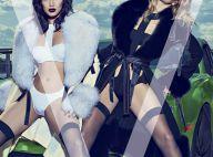 Gigi et Bella Hadid : Torrides en lingerie, les soeurs séduisent la modosphère