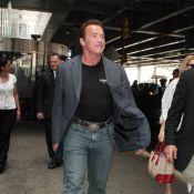 Arnold Schwarzenegger : ''Miley Cyrus est une personne formidable''
