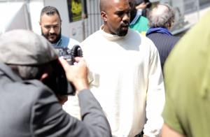 Fashion Week : Kanye West, modeux solitaire à Paris