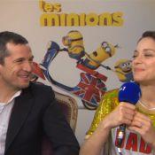 Marion Cotillard et Guillaume Canet : Les amoureux se confient et se taquinent
