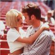 Jamie Walters et Tori Spellking dans la série Beverly Hills dans les années 1990.
