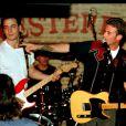 Jamie Walters au Chesterfield Cafe de Paris, le 20 juin 1997