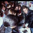 Jamie Walters à Vienne, le 27 novembre 1995